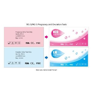 how to read wondfo ovulation test strips